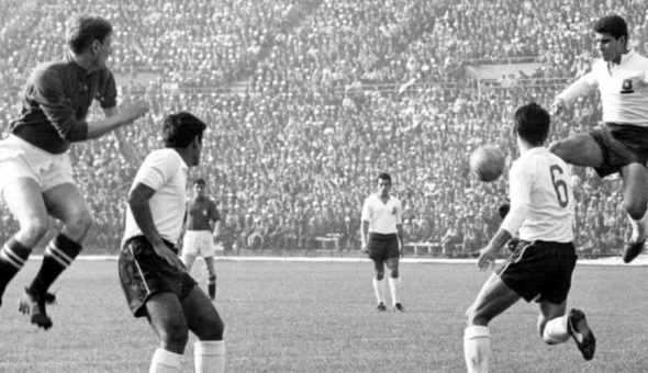 La Roja 1962