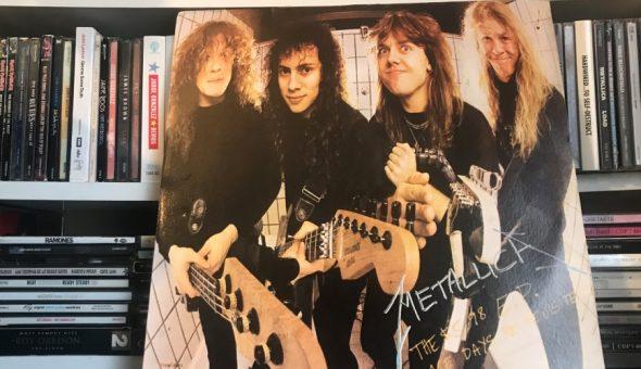 Metallica Rainiero