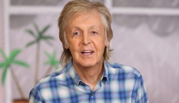 Paul McCartney PETA