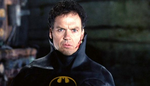 michael keaton batman flashpoint