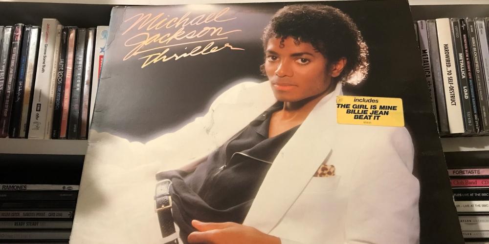 Michael Jackson Rainiero
