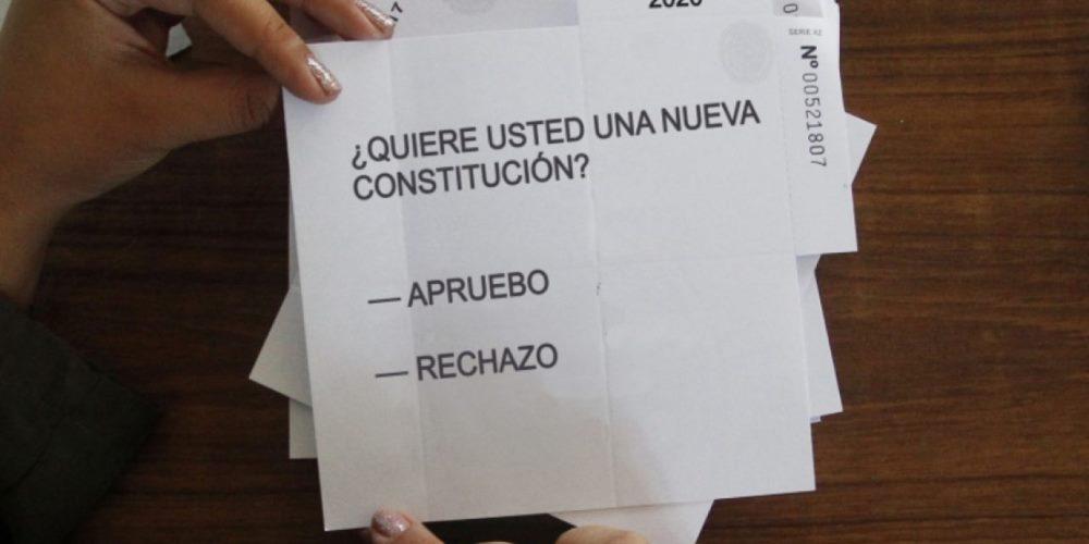 Plebiscito Constitución