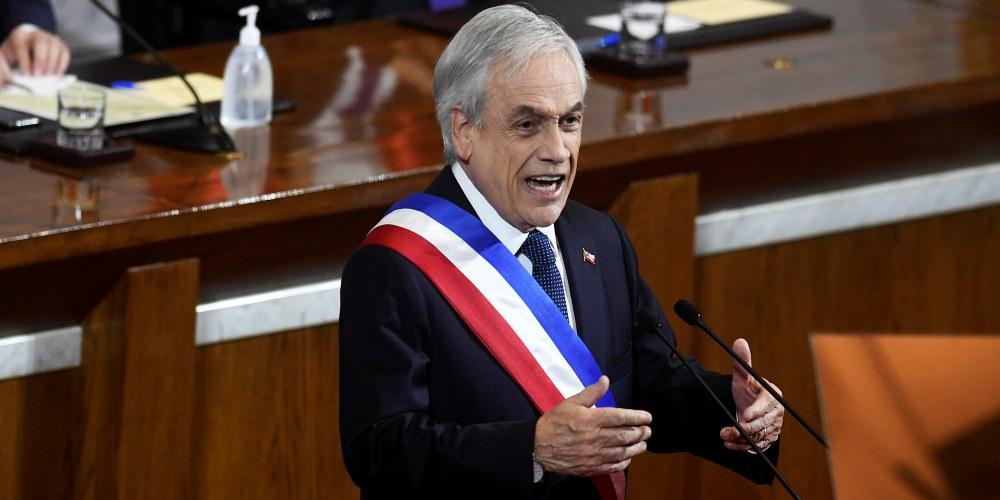 Piñera AFP