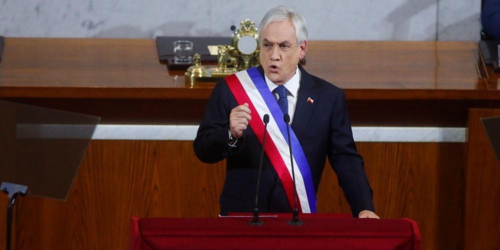 Piñera cuenta pública