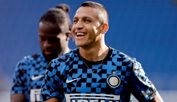 Alexis Sánchez Inter de Milán