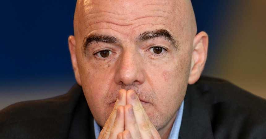 FIFA presidente criminal