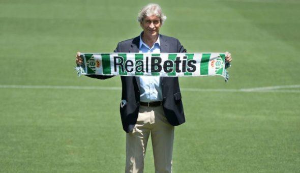 Manuel Pellegrini Real Betis