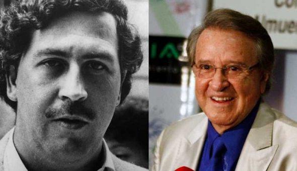 Carlos Villagrán Pablo Escobar