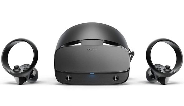 Oculus Rift facebok