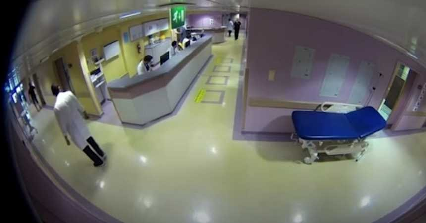 Beirut hospital