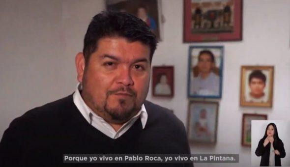 Pablo Roca Rechazo
