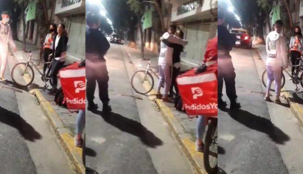 bicicleta delivery Argentina