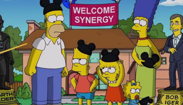 Simpson Fox Disney