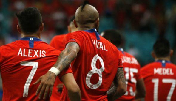 Chile la Roja Eliminatorias