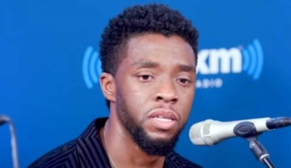 Chadwick Boseman cáncer