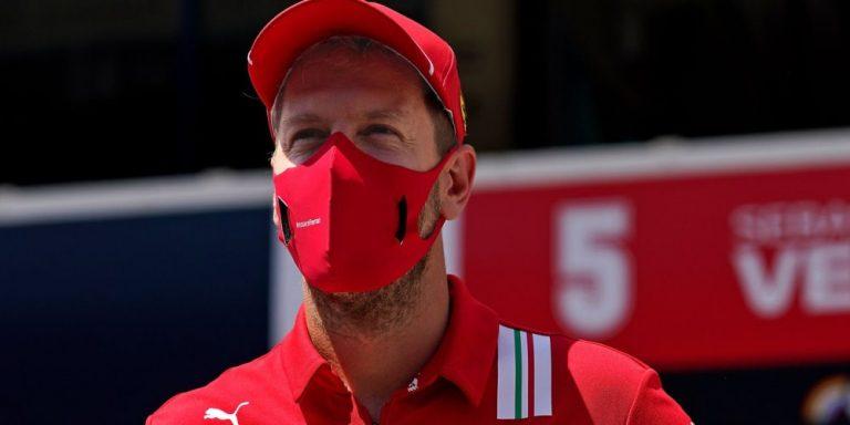 Sebastian Vettel Fórmula 1