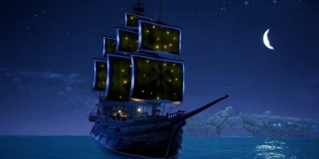 Sea of Thieves cáncer