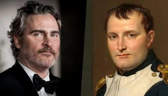Joaquin Phoenix Napoleón