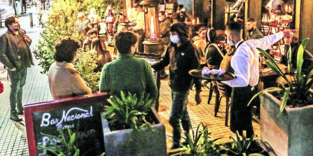 coronavirus bares restaurantes