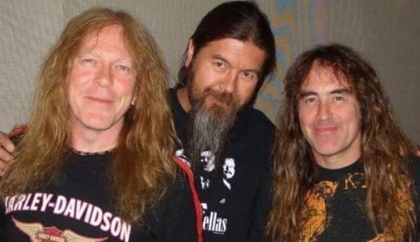 Iron Maiden Lobo