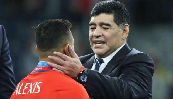 Maradona Alexis