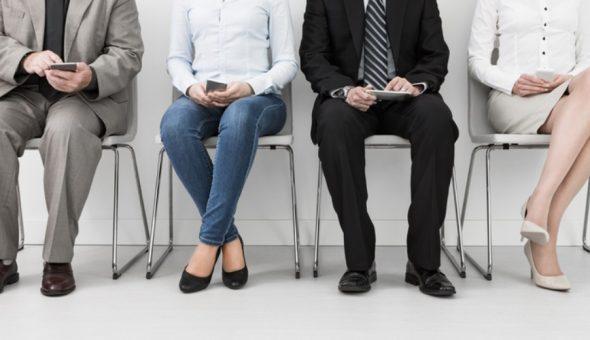 entrevista trabajo error