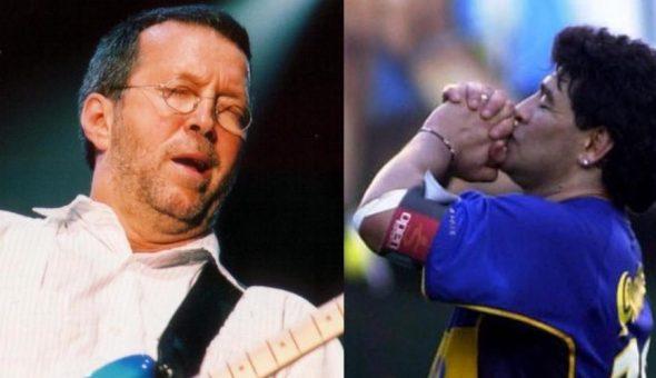 Clapton Maradona