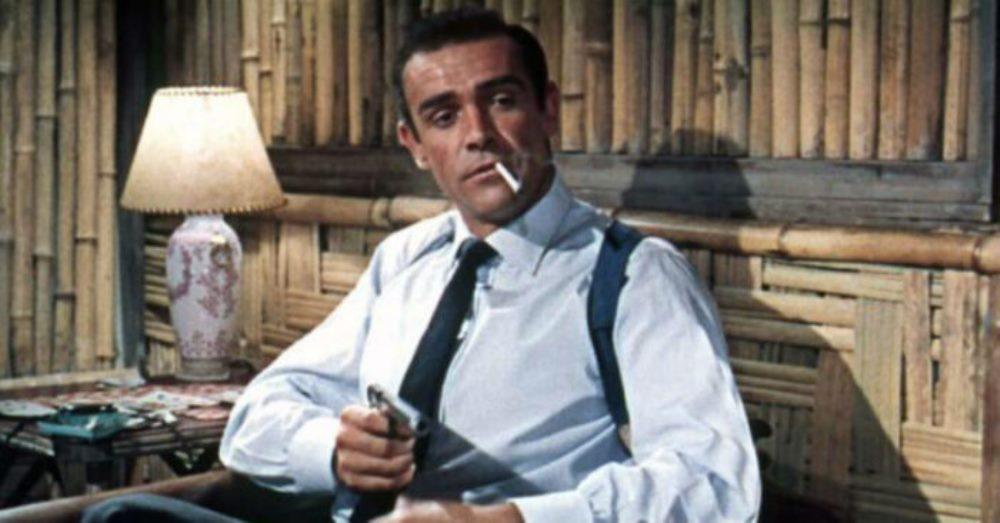 Sean Connery pistola