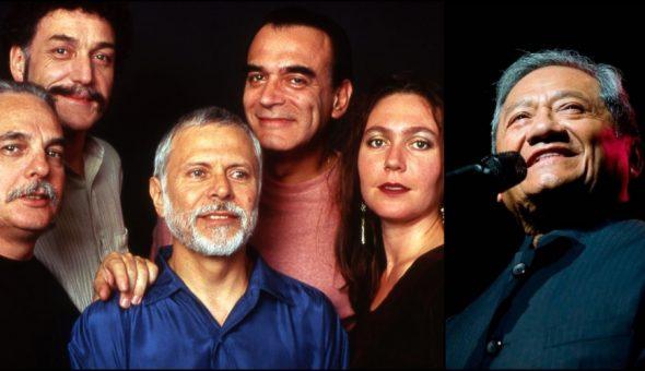 Los Jaivas Armando Manzanero