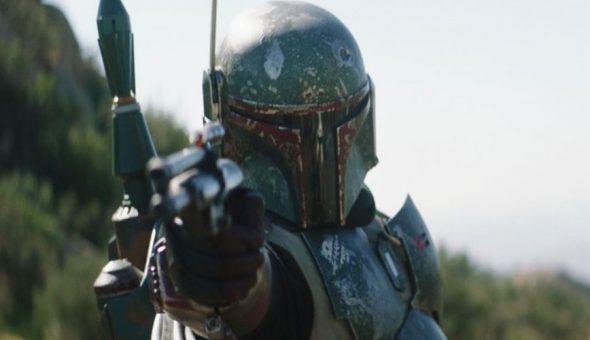 Boba Fett Mandalorian Star Wars