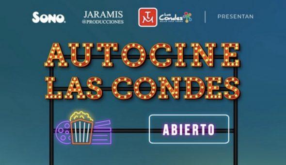 Autocine Las Condas