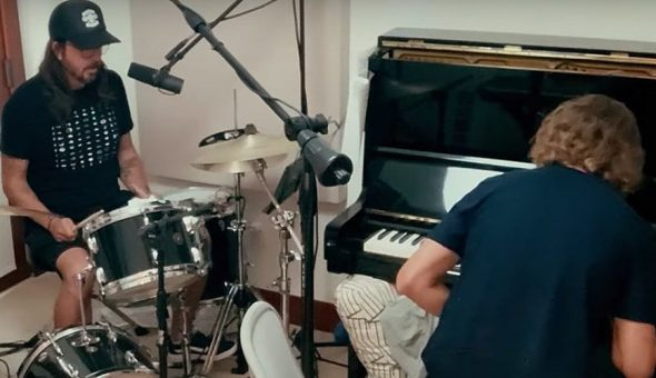 Dave Grohl Greg Kurstin Bob Dylan