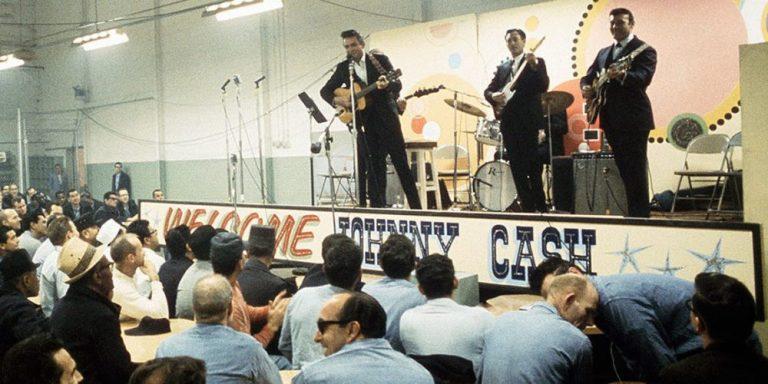 Johnny Cash Folsom