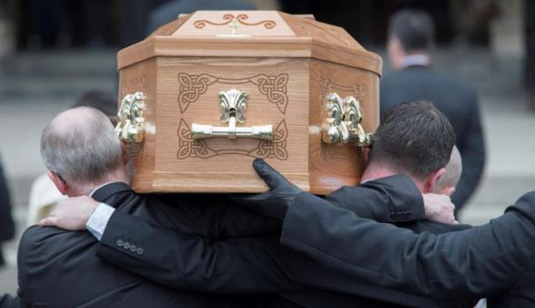 funeral coronavirus