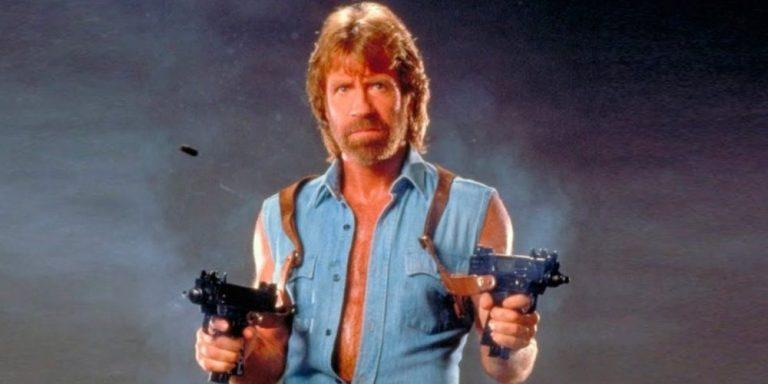 Chuck Norris capitolio