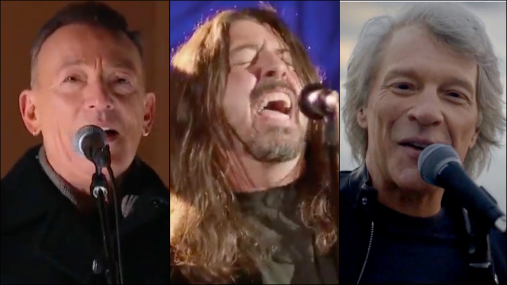 Mira el nuevo video de Foo Fighters para