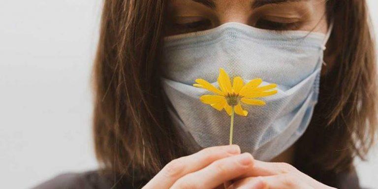 coronavirus olfato