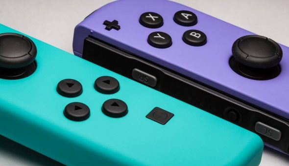 Nintendo joy-cons
