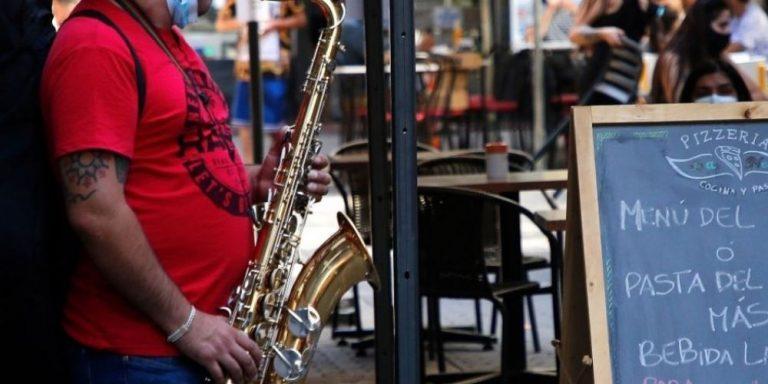 música restaurantes