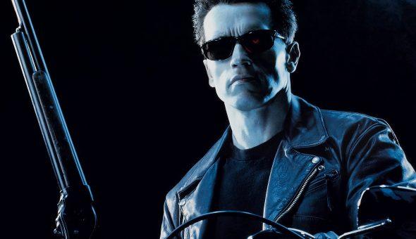 Arnold Schwarzenegger Terminator coronavirus