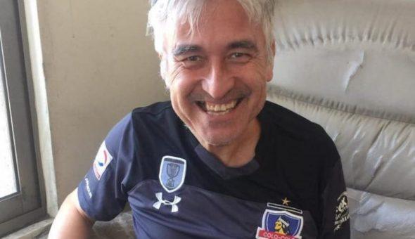 Jorge González Colo Colo
