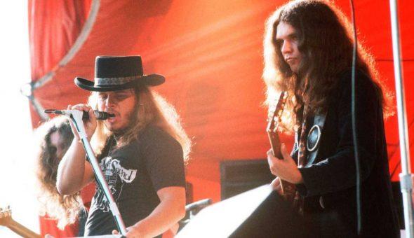 Resultado de imagen de 'Lynyrd Skynyrd: Live at Knebworth '76'