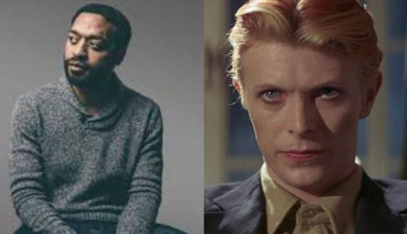 Chiwetel Ejiofor tendrá el papel de Bowie en The Man who fell to Earth