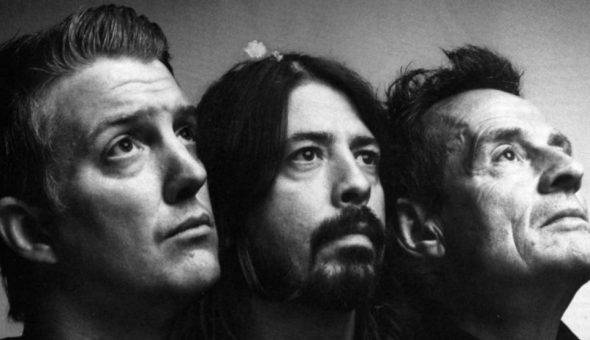 Dave Grohl quiere reunir a Them Crooked Vultures