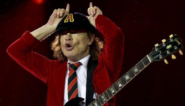 Angus Young revela la inspiración tras el un himno de AC DC