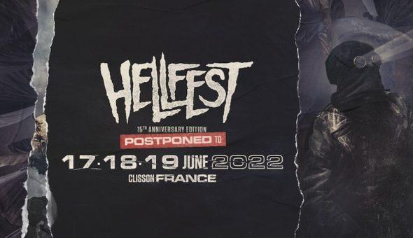Hellfest fue pospuesto para el 2022