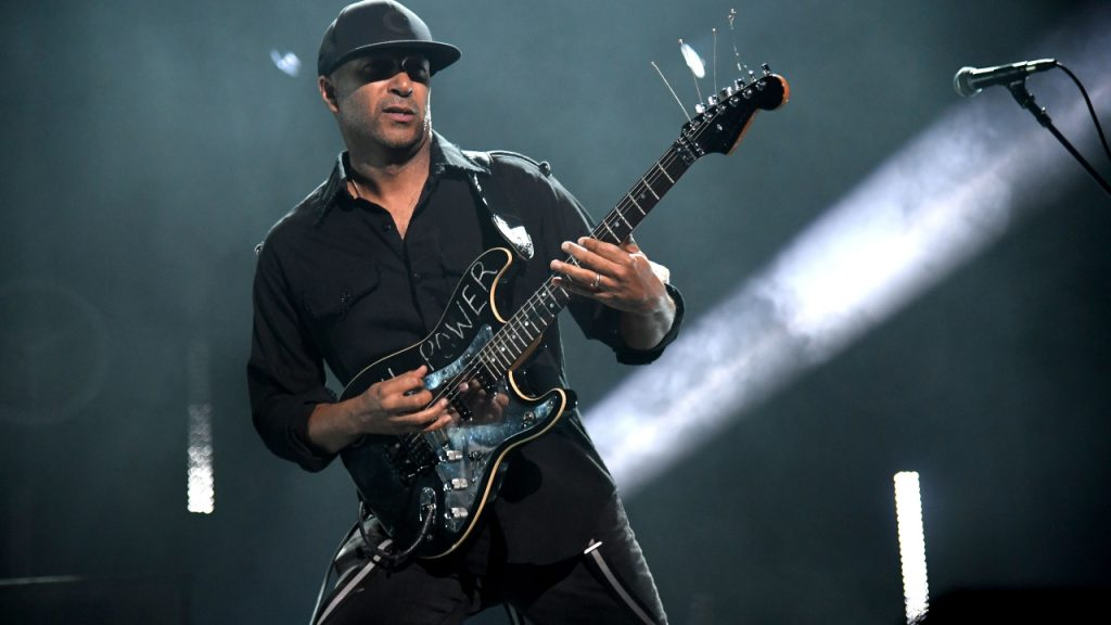 Tom Morello GettyImages 1095220354 Web