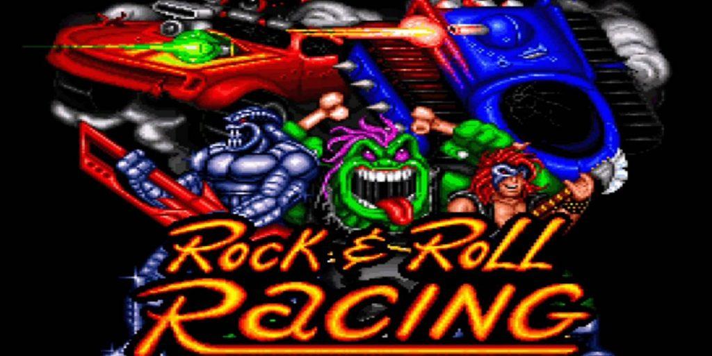 Blizzard Rock N' Roll Racing