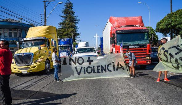 camiones Araucanía