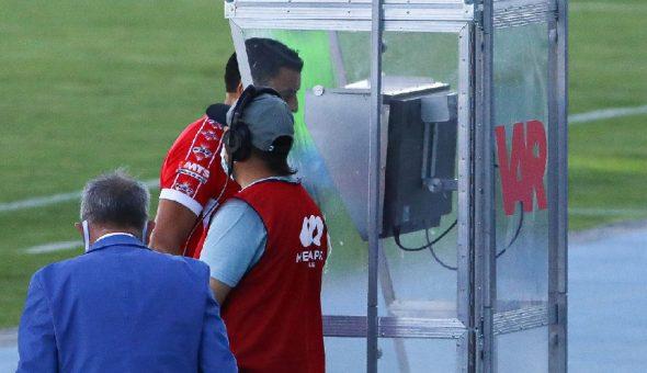 El Estadio del encuentro entre Colo Colo y UdeC no cuenta con certificación VAR